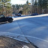 TIM JEAN/Staff photo <br /> <br /> The intersection of Talent, Mammoth and Keys Hill Road in Pelham, NH.  2/19/20