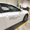 TIM JEAN/Staff photo <br /> <br /> The 2016 Toyota Camry shop car, donated by Rockingham Toyota and Honda is used by students to learn on in the Automotive Technology area of Salem high school's CTE center.     2/7/20