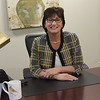 TIM JEAN/Staff photo <br /> <br /> Deborah Wilson is the new president and CEO of Lawrence General Hospital.    2/6/20