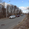 TIM JEAN/Staff photo <br /> <br /> The vacant land between the Bradford train station and the Merrimack River is where the City of Haverhill wants a developer to build high end condominium development.  2/20/20