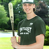 CARL RUSSO/Staff photo Pentucket's Peter Cleary. The 2019-2020 Bishop Sports Award recipients are: Methuen's high senior, Claudia Crowe and Pentucket Regional high senior, Peter Cleary. <br /> <br /> Crowe is a top athlete in field hockey, ice hockey and sotfball. Cleary is a top athlete in football, basketball and baseball. 7/01//2020