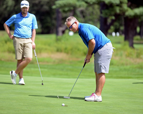 CHARITY GOLF OUTING FOR CANCER RESEARCH