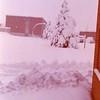 Snow at University Village