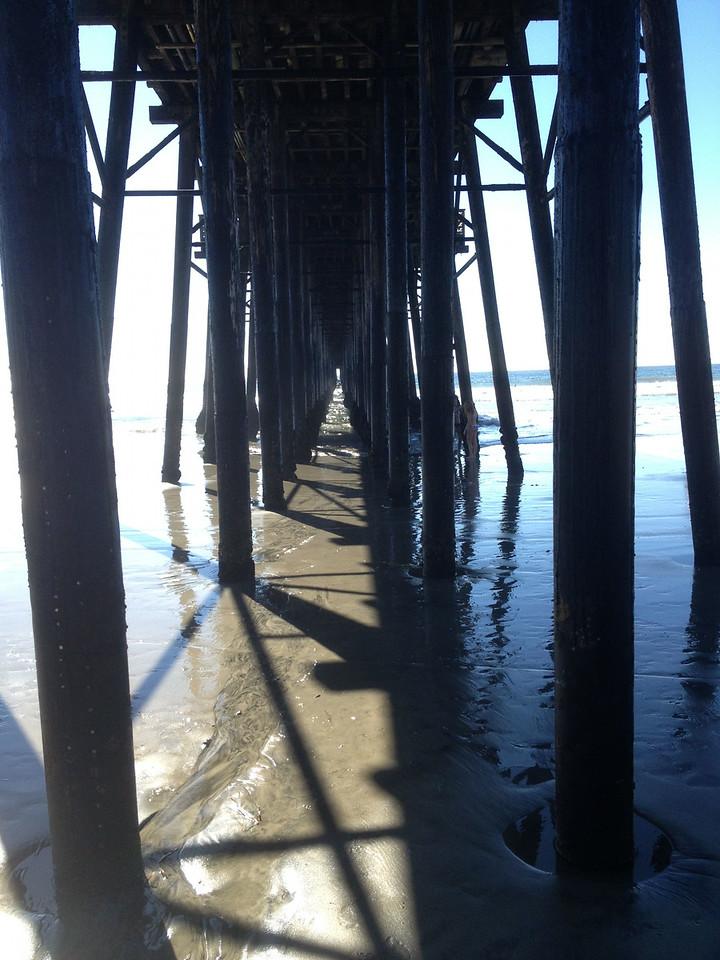 Oceanside Pier- Oceanside California