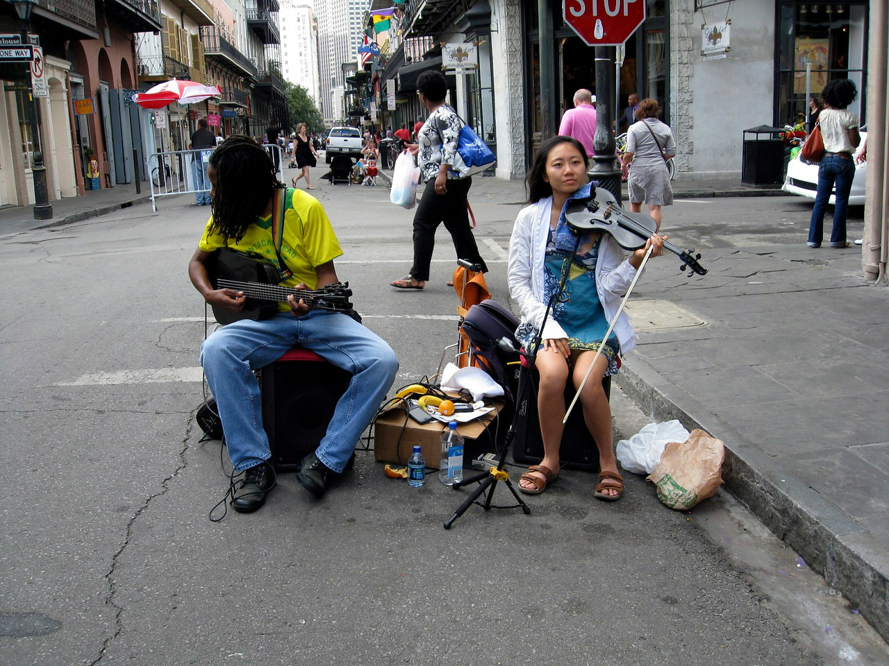 Tanya & Dorise- New Orleans