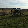 Cannon overlooking Antietam Battlefield