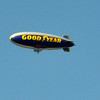 Goodyear Blimp over Southern California