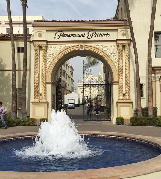Bronson Gate- Paramount Studios