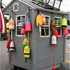 Lobster Buoys- Ogunquit Maine