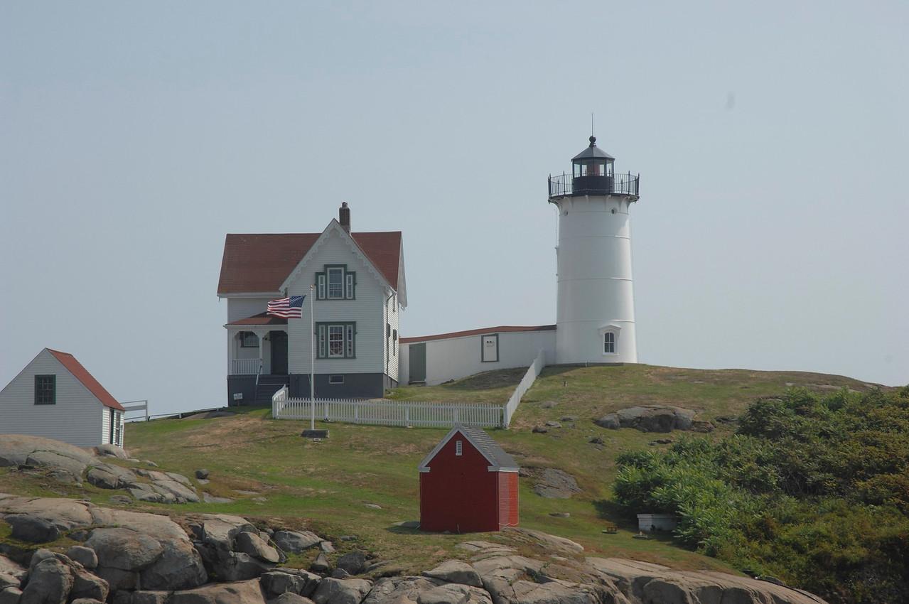 Nubble Lighthouse- York Maine