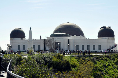 Griffith Observatory- Los Angeles California