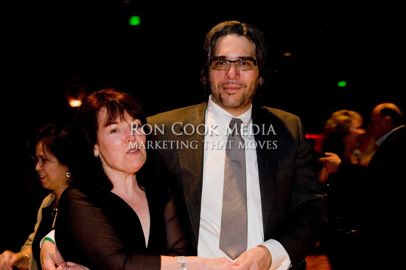 Roz and Dan Oserin