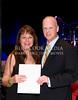 Lemon Grove Mayor Mary Sessom and Brian Gray