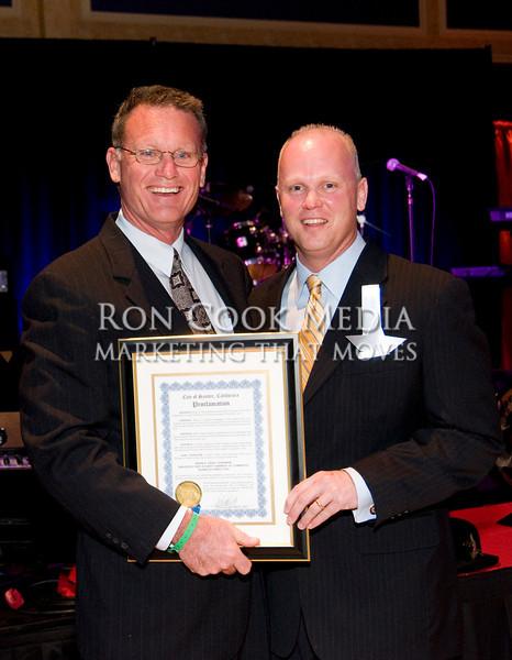 Santee Citycouncilman Jack Dale and Brian Gray