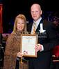 El Cajon Citycouncilwoman Jillian Hanson-Cox with Brian Gray