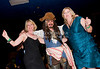 Karen Cook, Sam the Pirate and Leah McIvor