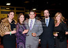 The gang from Gio's Wine Bar and Bistro, winner of La Mesa's Small Business of the Year. L-R: Laurie Ohnesorgen, Tracy Giordano, Gabe Giordano, Nolan Cooper and Kelsey Luce