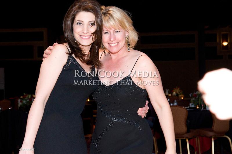 Renae Arabo and Karen Cook