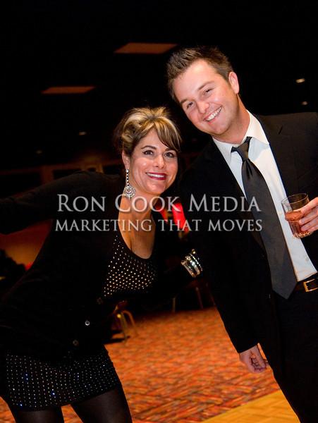 Deanne Ross and Jarryd Davis
