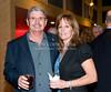 La Mesa City Councilman Dave Allan and his wife Carie