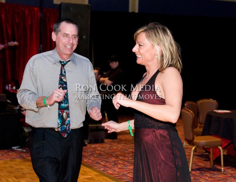Phil Justo and Maria Baldwin