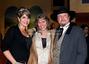 Deanne Ross with Kymberly and Tim Bennett
