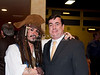 Sam the Pirate with Assemblyman Joel Anderson