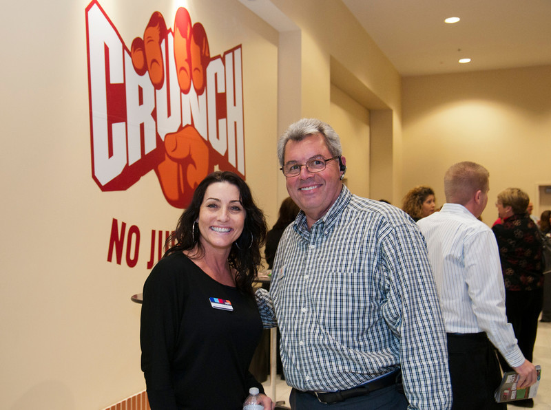 East County Chamber Mixer at Crunch Fitness_3960