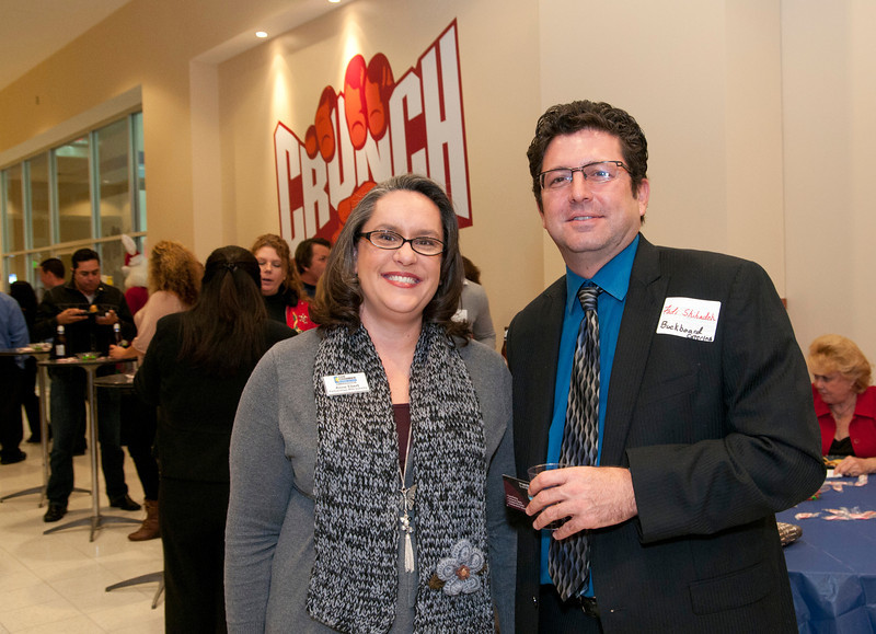 East County Chamber Mixer at Crunch Fitness_3967