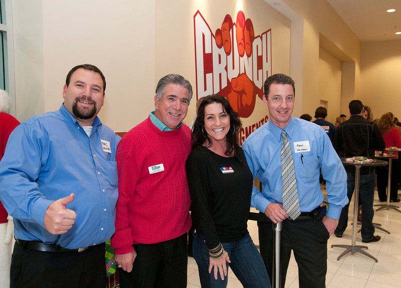 East County Chamber Mixer at Crunch Fitness_3965