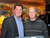 East County Chamber CEO Mike Cully with Brian Gray