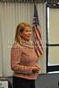 Jillian Hanson-Cox at El Cajon Citizen of the Year Luncheon for Odie Goward.