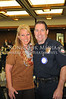 El Cajon Citizen of the Year Odie Goward with El Cajon Police Chief Jim Redman