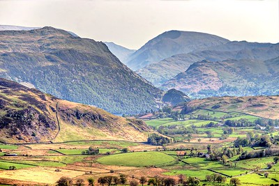 Thu 12th May : Great Mell Fell : Kirkstone Pass & Red Screes