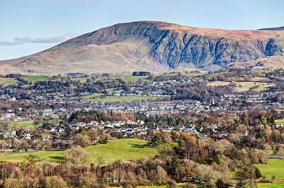 Braithwaite How : Keswick & Clough Head