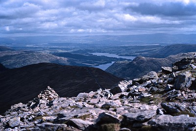 Ullswater from High Spying How