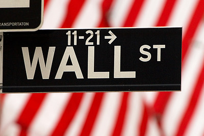Wall Street Financial District