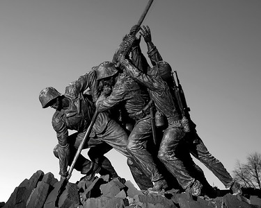 Marine Corp Memorial (Iwo Jima)