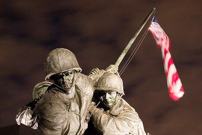 Marine Corp Memorial/Iwo Jima