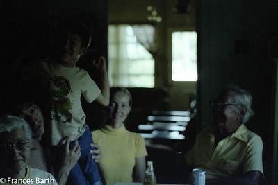 Auntie, Sid, Aaron, Trish and Uncle Eddie_1981 Kawailoa, Oahu