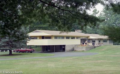 Indian Lake house, the Adirondaks