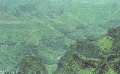 Waimea Canyon, Kauai_1981
