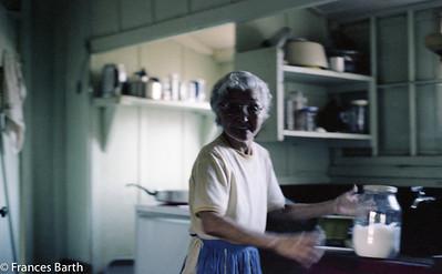 Auntie Araki, Kawailoa, Oahu 1981