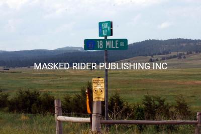 ROAD TO PRINGLE COMPOUND