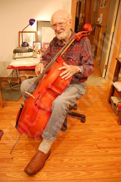 Musician Bob Rohe