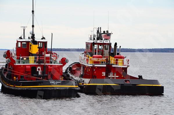 Tug boatin'