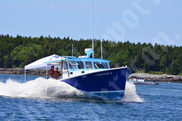 Bass Harbor Lobster Boat Races 2016
