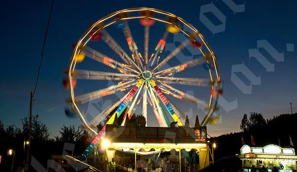 Blue Hill Fair 2015