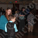 Mother-son dance in Bucksport