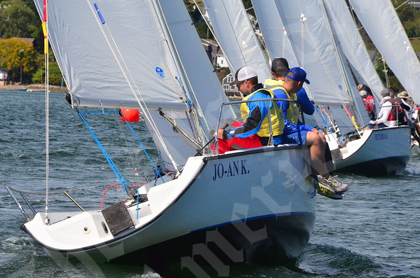 Philip Harman Cup and Penobscot Bay regattas